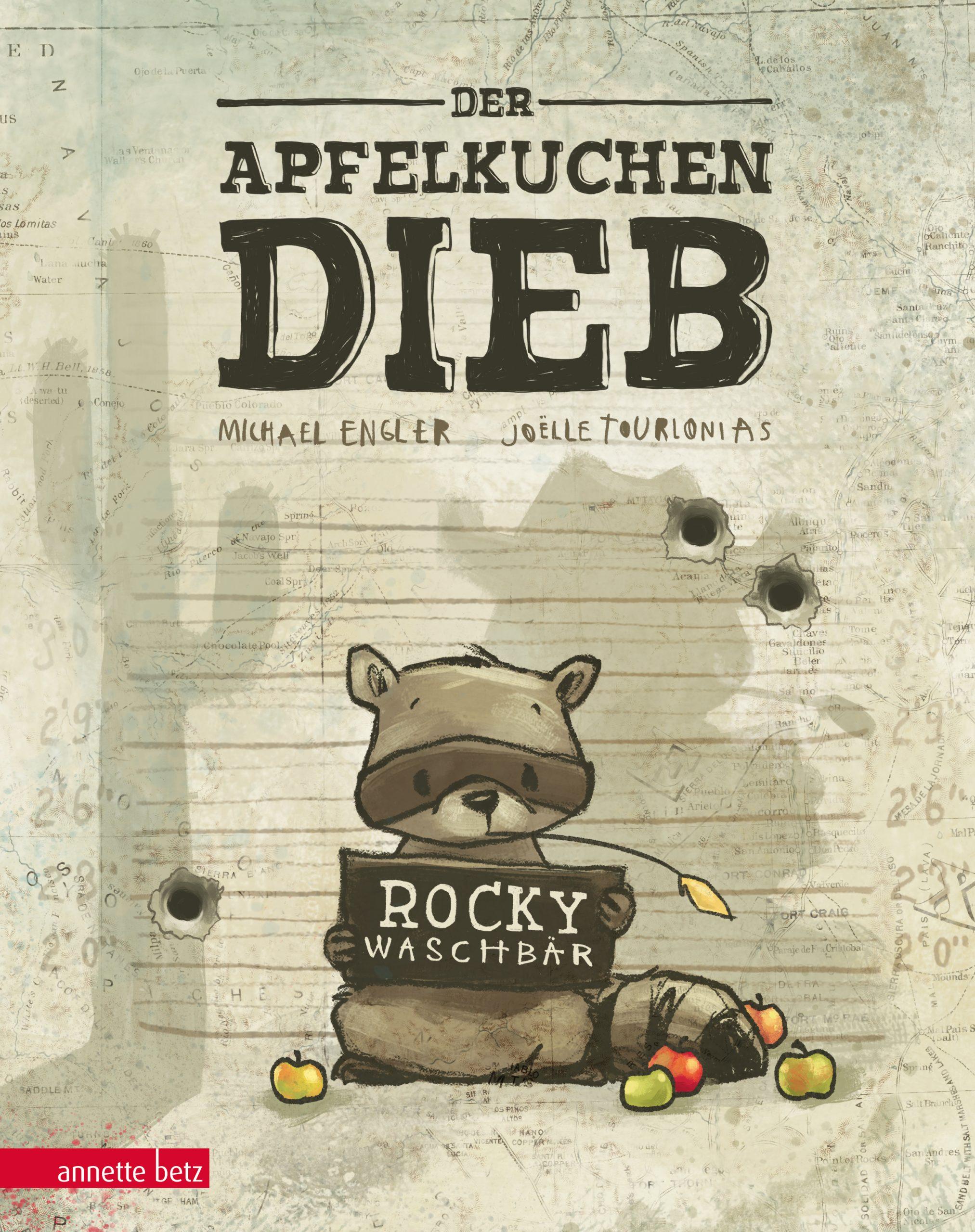 Rocky Waschbär – Der Apfelkuchendieb