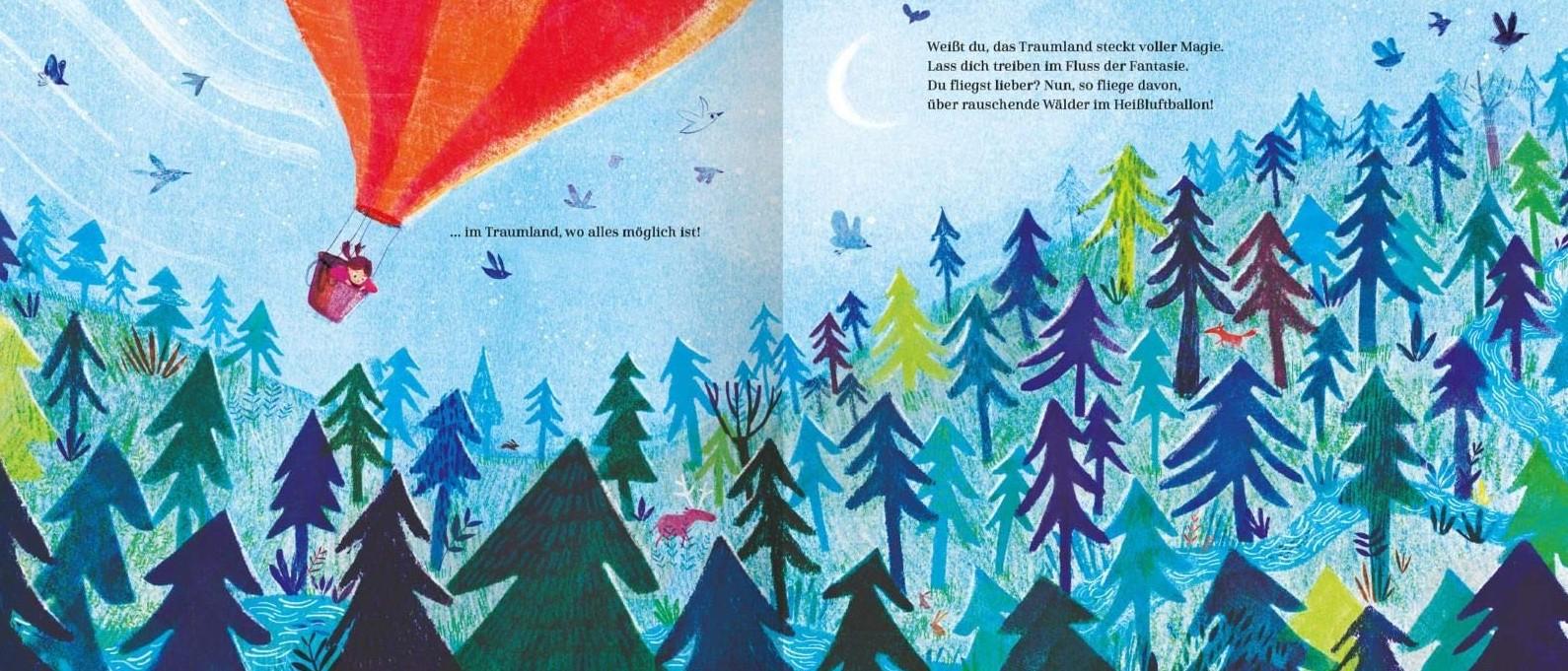 Wovon träumst du heute Nacht   Kinderbuchlesen.de