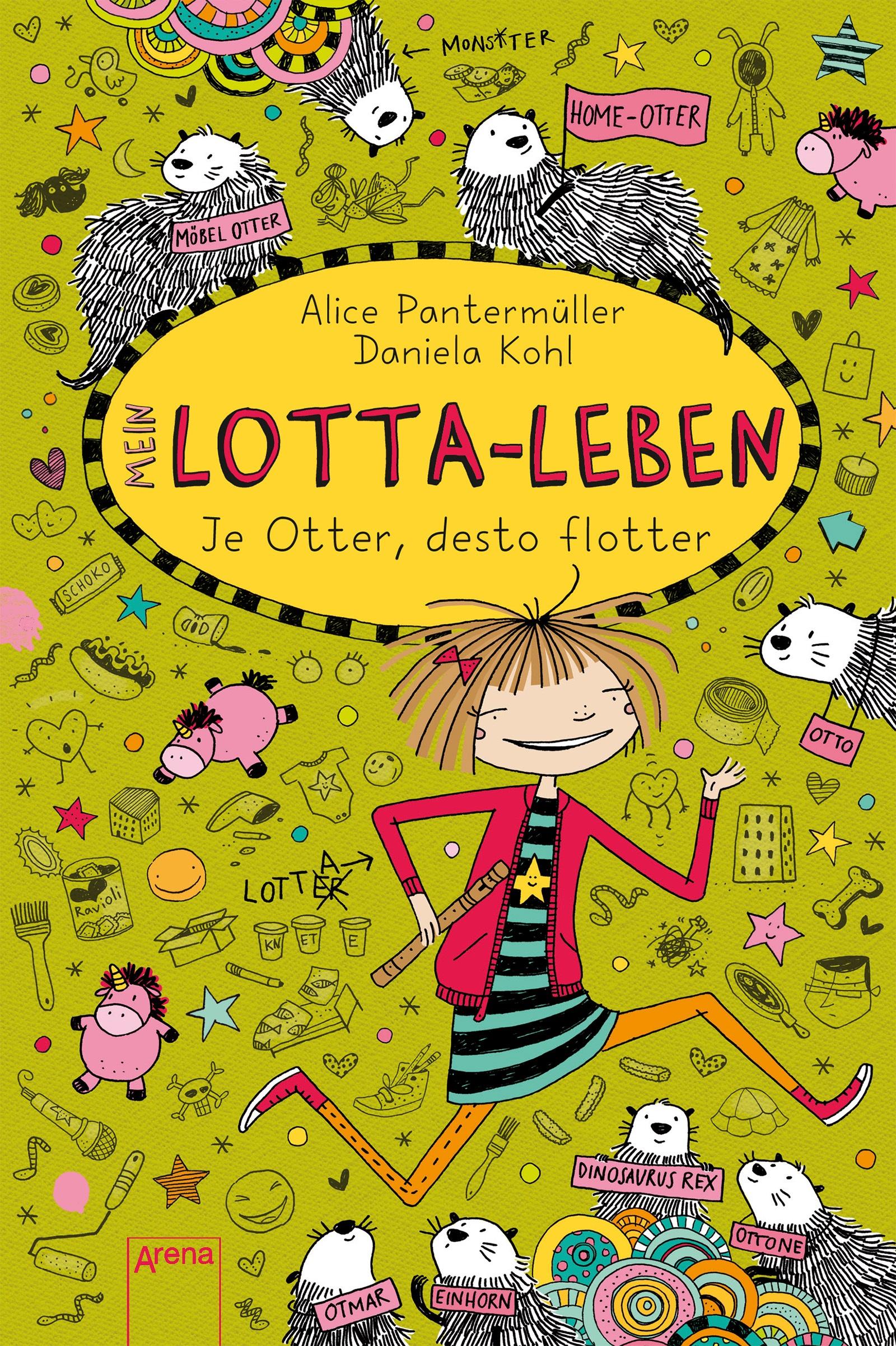 Mein Lotta-Leben: Je Otter, desto flotter