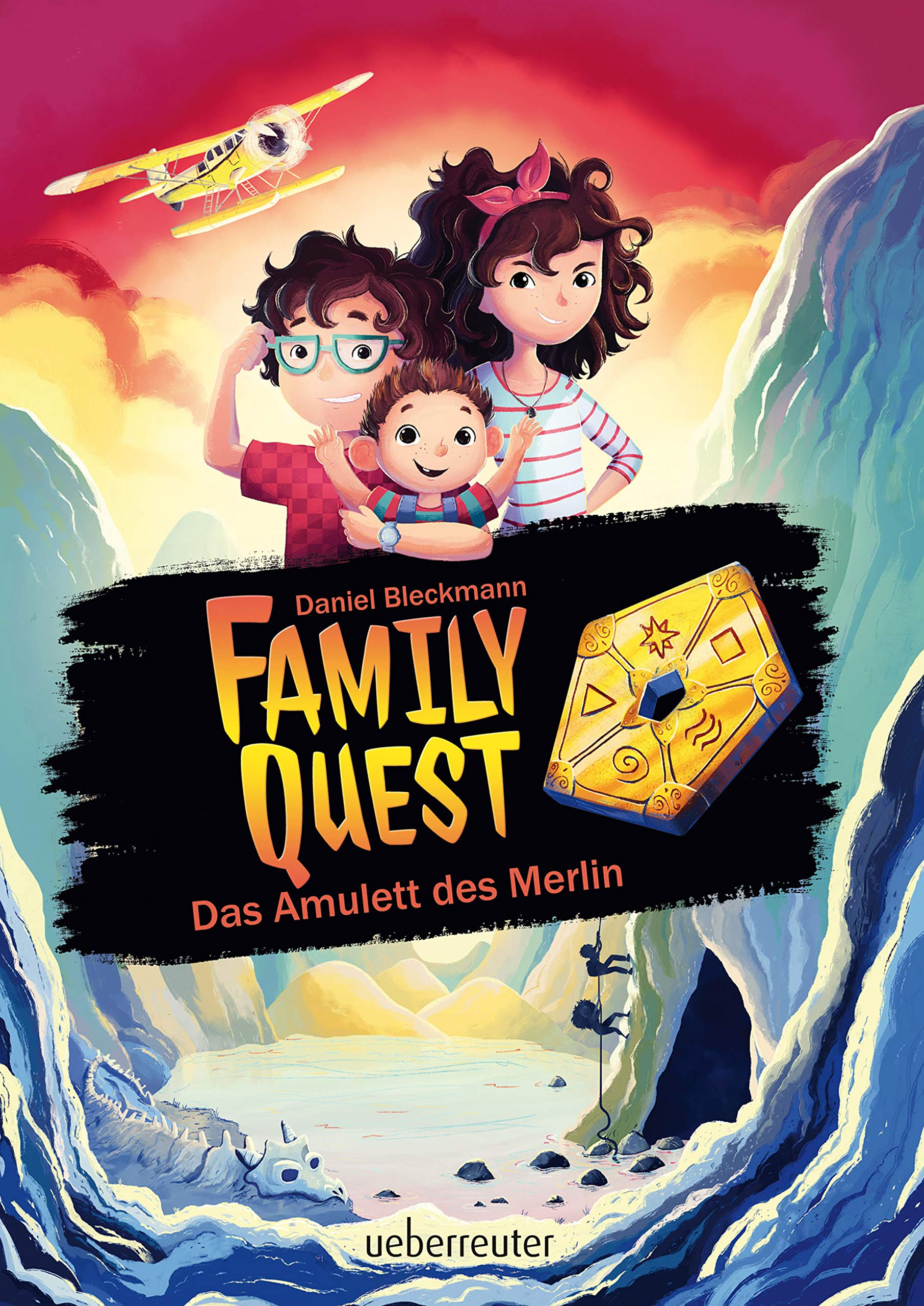 Family Quest: Das Amulett des Merlin