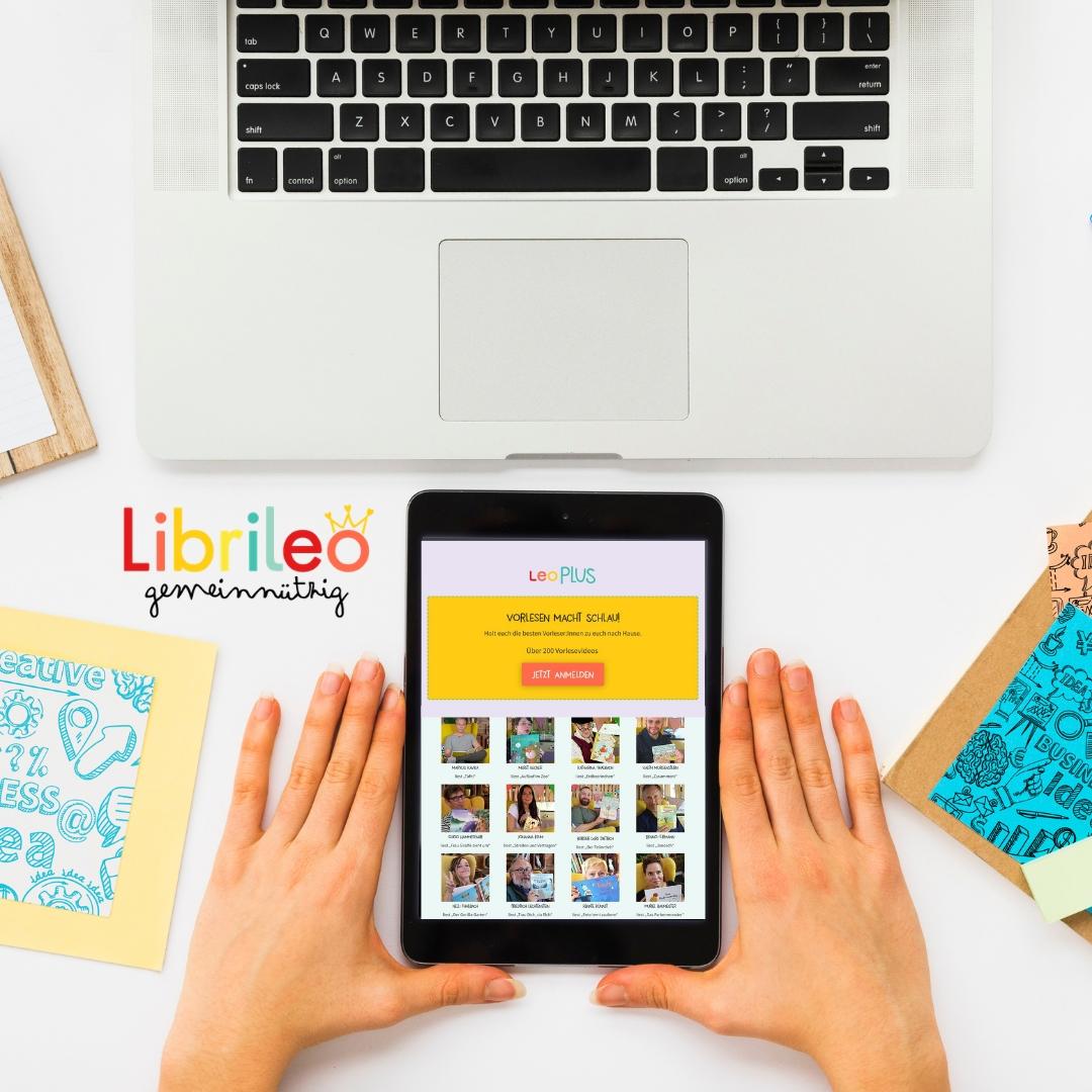 Librileo: Weil Vorlesen guttut