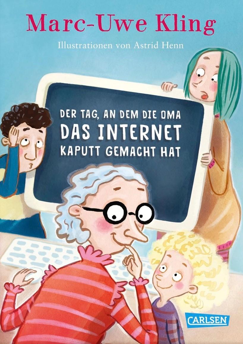 Der Tag, an dem Oma das Internet kaputt gemacht hat