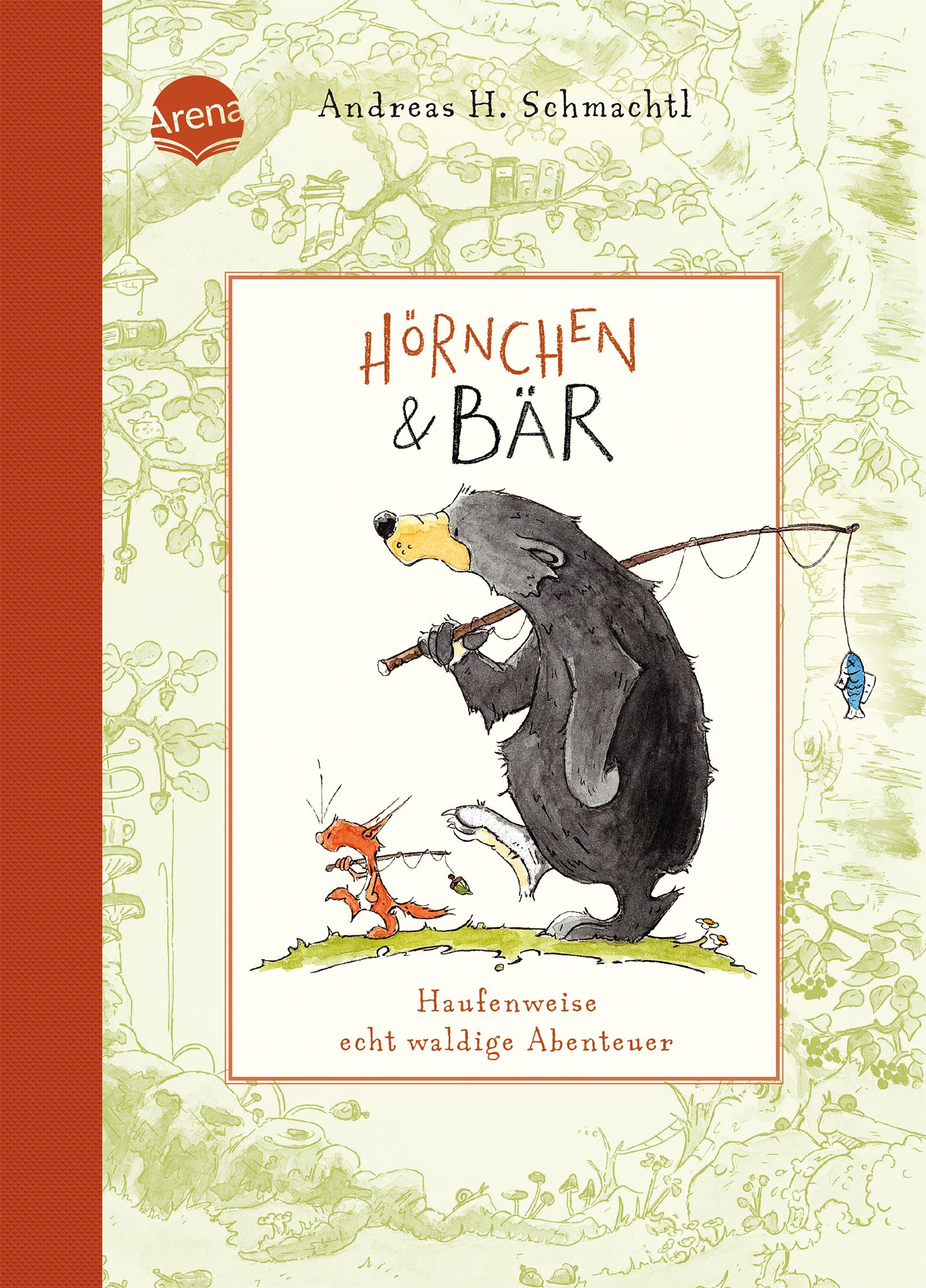 Hörnchen & Bär
