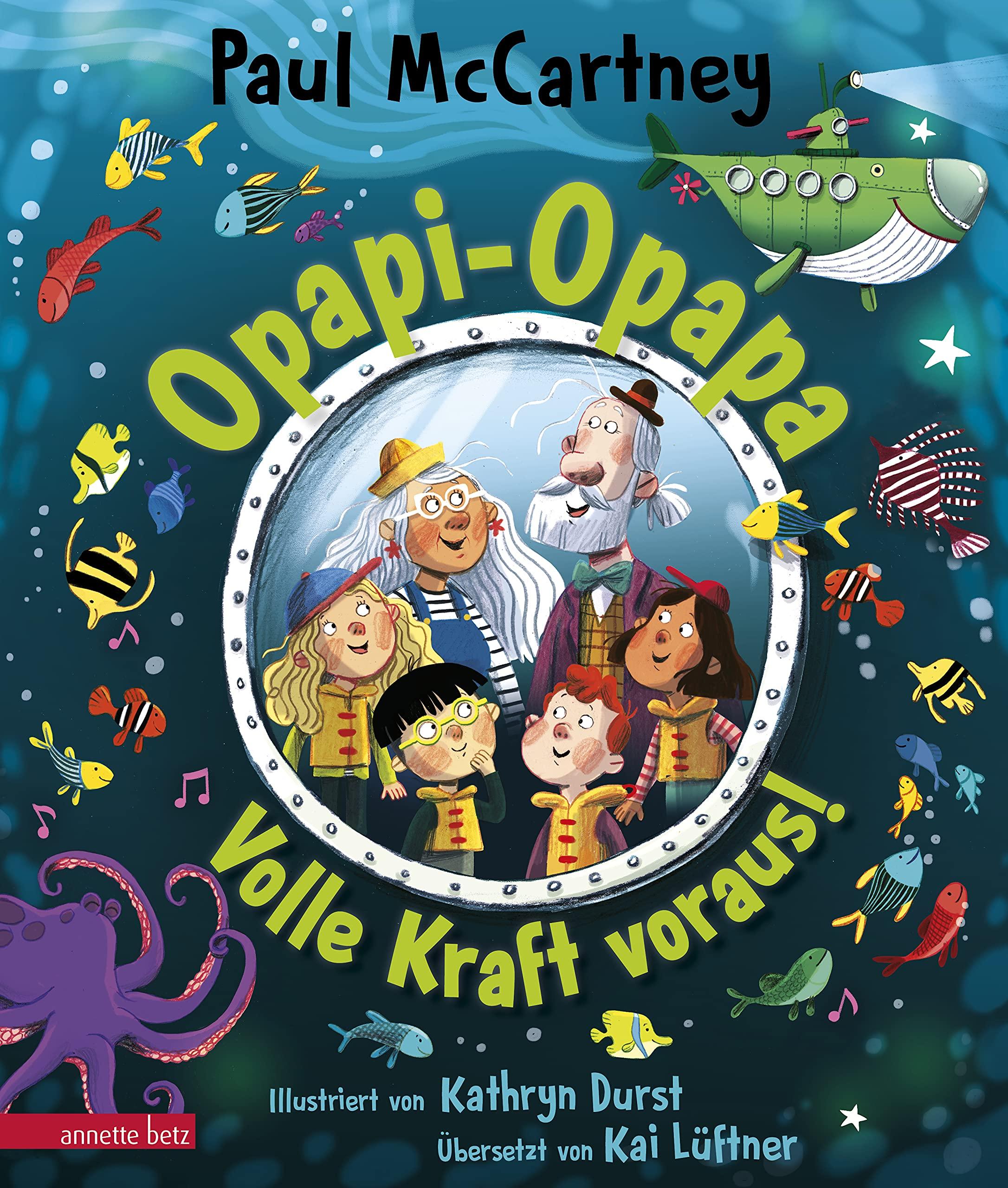 Opapi-Opapa – Volle Kraft voraus!